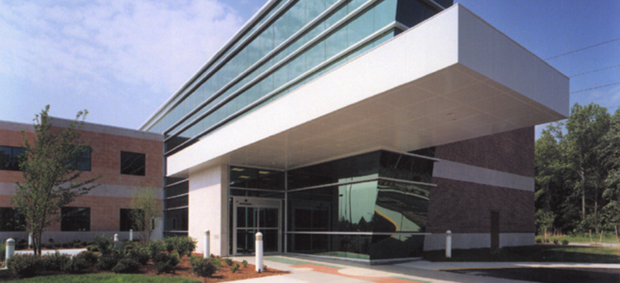 The Surgery Center of Chesapeake entrance
