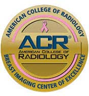 American College of Radiology Breast Seal Logo