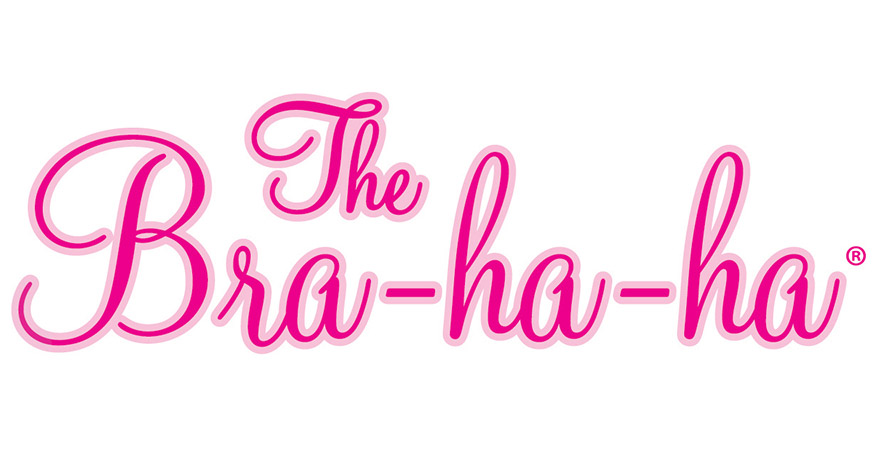 The Bra-ha-ha® Logo