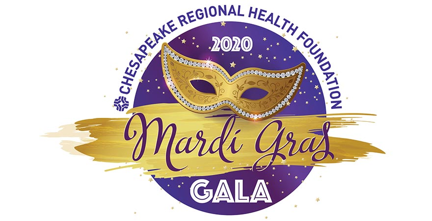 Chesapeake Regional Health Foundation Gala logo