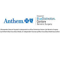Anthem Blue Distinction Seal