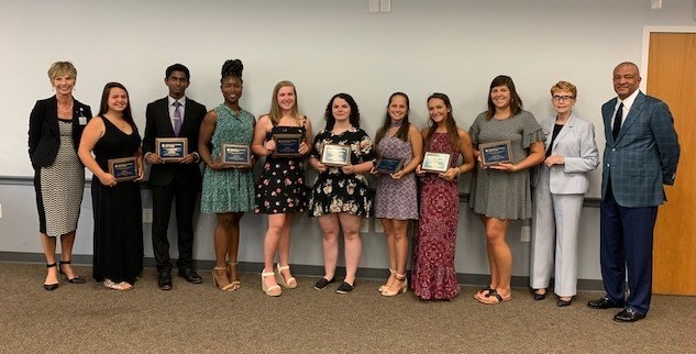 2019 Chesapeake Hospital Authority Scholarship Awardees