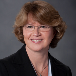 This is a headshot of Dr. Beth Jaklic.