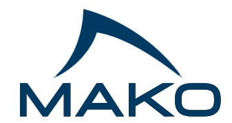 MAKO Logo in Blue